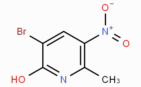 3-Bromo-2-hydroxy-5-nitro-6-picoline