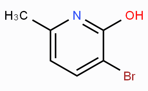 3-Bromo-2-hydroxy-6-picoline