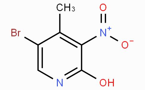 5-Bromo-2-hydroxy-3-nitro-4-picoline