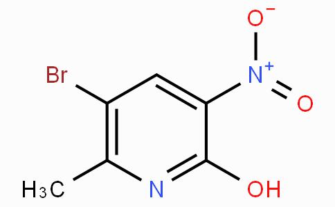 5-Bromo-2-hydroxy-3-nitro-6-picoline