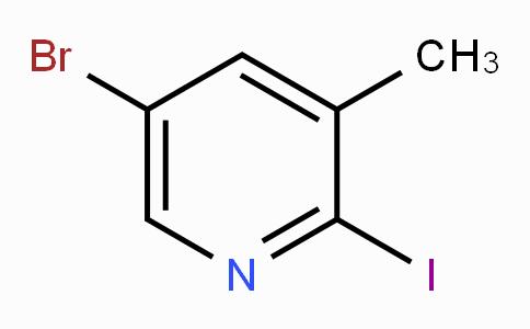 5-Bromo-2-iodo-3-picoline
