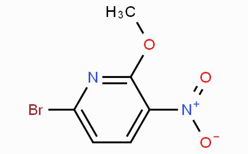 6-Bromo-2-methoxy-3-nitropyridine