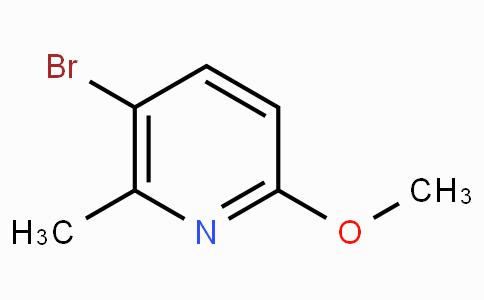 5-Bromo-2-methoxy-6-picoline