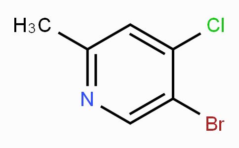 5-Bromo-4-chloro-2-picoline