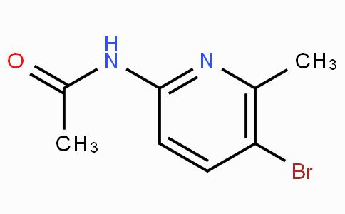 2-乙酰氨基-5-溴-6-甲基吡啶