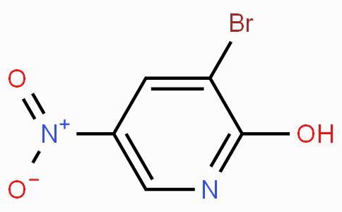 3-Bromo-2-hydroxy-5-nitropyridine