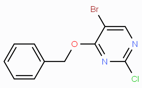 4-Benzyloxy-5-bromo-2-chloropyrimidine