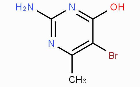 2-Amino-5-bromo-6-methyl-4-pyrimidinol