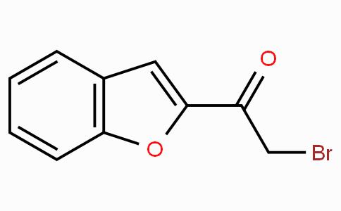 1-(1-Benzofuran-2-yl)-2-bromoethan-1-one