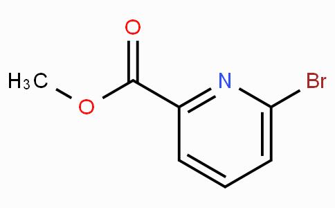 Methyl-6-bromo-2-pyridine carboxylate