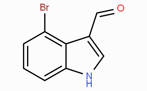 4-溴吲哚-3-甲醛