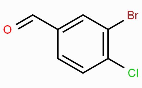 3-溴-4-氯苯甲醛