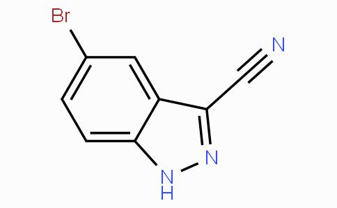 5-Bromo-1H-indazole-3-carbonitrile
