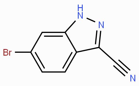 6-Bromo-1H-indazole-3-carbonitrile