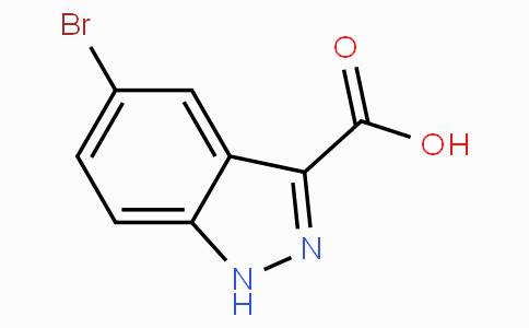 5-Bromo-1H-indazole-3-carboxylic acid