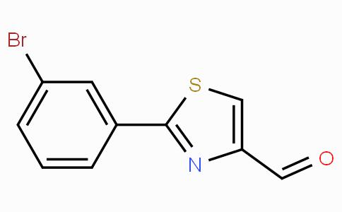 2-(3-Bromo-phenyl)-thiazole-4-carbaldehyde