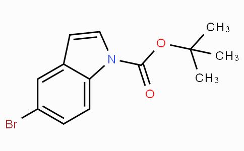 N-叔丁氧羰基-5-溴吲哚