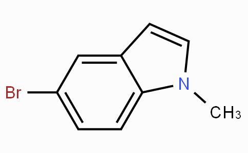 5-溴-1-甲基-1H-吲哚