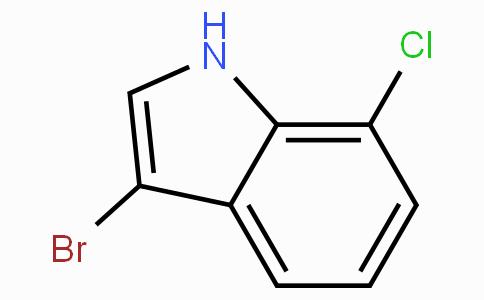 3-Bromo-7-chloroindole