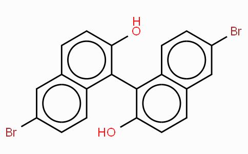 (±)-6,6'-二溴-1,1'-联-2-萘酚