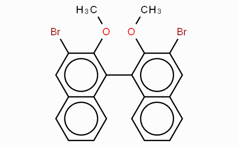 (R)-3,3'-Dibromo-2,2'-dimethoxy-1,1'-binaphthyl