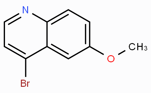 4-Bromo-6-methoxyquinoline