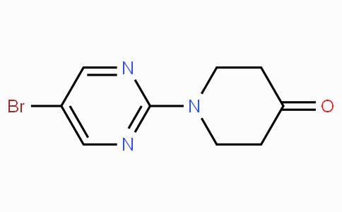 1-(5-Bromopyrimidin-2-yl)-4-piperidinone