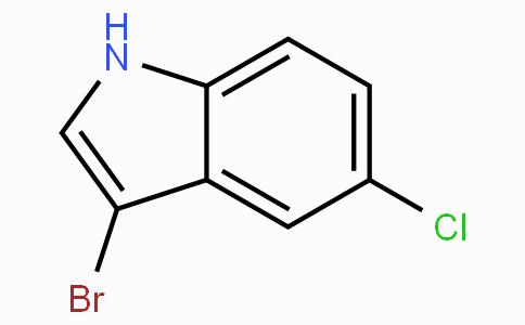 3-溴-5-氯-1H-吲哚