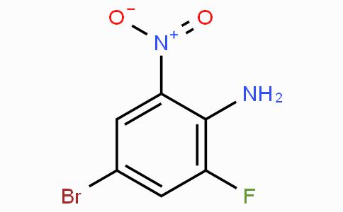 2-氟-4-溴-6-硝基苯胺