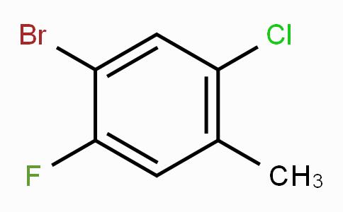 4-Bromo-2-chloro-5-fluorotoluene