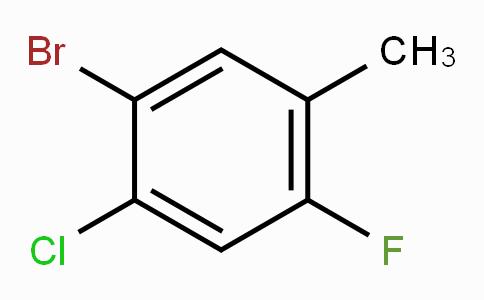 5-Bromo-4-chloro-2-fluorotoluene