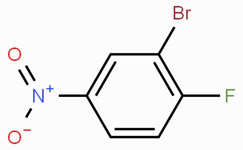 2-Bromo-1-fluoro-4-nitrobenzene