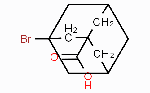 3-Bromo-1-adamantanecarboxylic acid