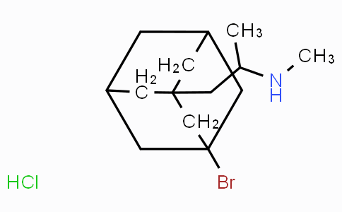3-Bromo-1-(2-methylaminopropyl)adamantane hydrochloride