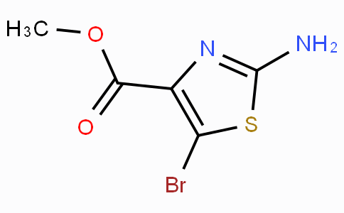 2-Amino-5-bromothiazole-4-carboxylic acid methyl ester