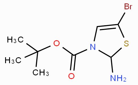 N-Boc-2-amino-5-bromothiazole