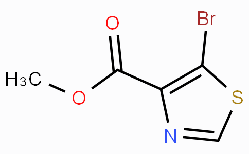5-Bromothiazole-4-carboxylic acid methyl ester