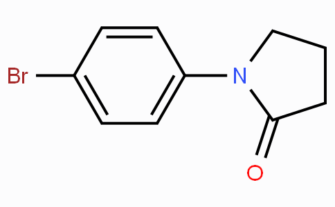 1-(4-Bromophenyl)-2-pyrrolidinone