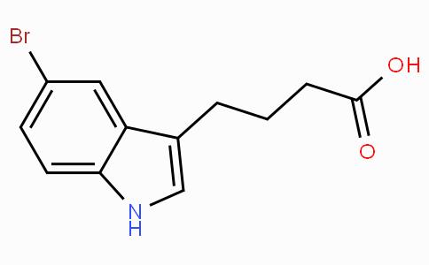 5-溴吲哚-3-丁酸