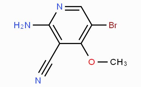 2-氨基-5-溴-3-氰基-4-甲氧基吡啶