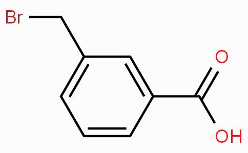 3-溴甲基苯甲酸
