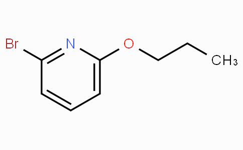 2-Bromo-6-propoxypyridine