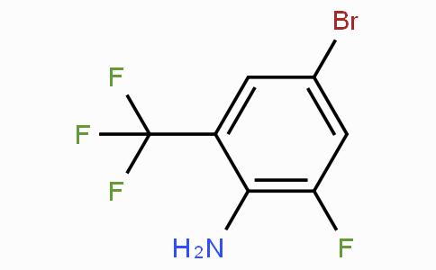 2-氨基-5-溴-3-氟三氟甲苯