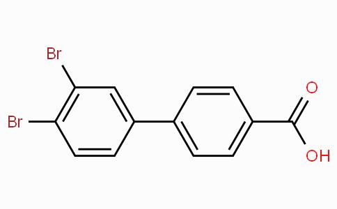 3',4'-Dibromo-biphenyl-4-carboxylic acid
