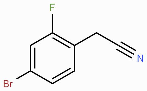 2-Fluoro-4-bromophenylacetonitrile