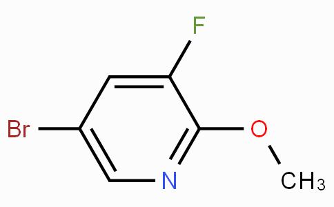 2-甲氧基-3-氟-5-溴吡啶