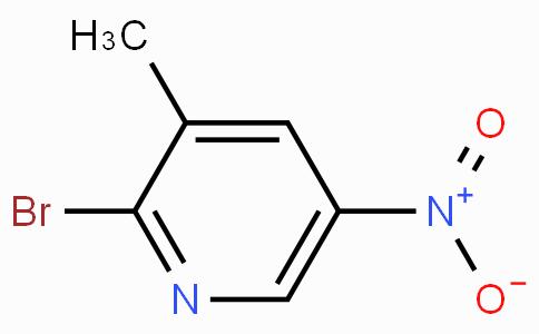 2-Bromo-5-nitro-3-picoline