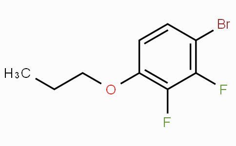 1-Bromo-2,3-difluoro-4-propoxybenzene