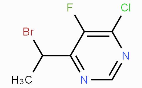 4-(1-溴代乙基)-5-氟-6-氯嘧啶