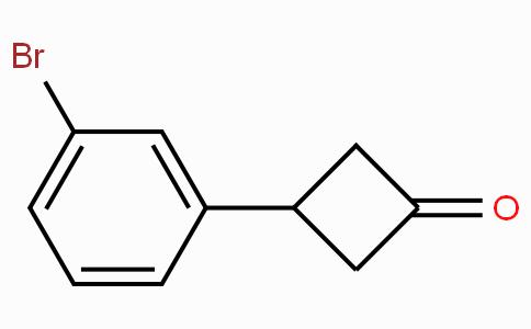 3-(3-Bromophenyl)cyclobutan-1-one